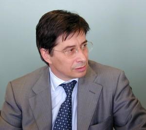 Il presidente della regione Emilia Romagna Vasco Errani