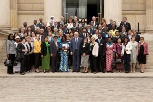 Sandra Zampa al G8/20 Global Parliamentarians Summit on Girls and Population: the forgotten drivers of development.