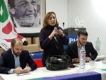 Al Circolo municipale Roma XI con il segretario del circolo Federico Gaeta e il Commissario Matteo Orfini.JPG